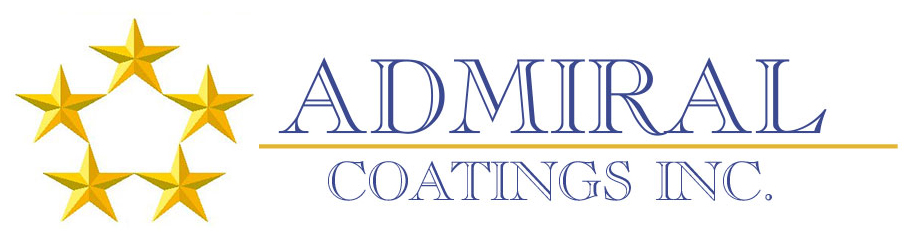 Admiral Coatings Inc. Logo